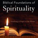 Ebook 978-0742559608 Biblical Foundations of Spirituality: Touching a Finger to the Flame