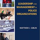 Ebook 978-1483353173 Leadership and Management in Police Organizations