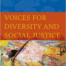 Ebook 978-1475807127 Voices for Diversity and Social Justice: A Literary Education Anthology