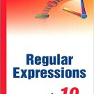 Ebook 978-0672325663 Sams Teach Yourself Regular Expressions in 10 Minutes