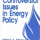 Ebook 978-0803939707 Controversial Issues in Energy Policy (Controversial Issues in Public Policy