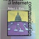 Ebook 978-0742529250 The Politics of Internet Communication