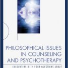 Ebook 978-1442228771 Philosophical Issues in Counseling and Psychotherapy: Encounters with Four Q
