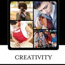 Ebook 978-0810892231 Creativity: The Ultimate Teen Guide (It Happened to Me)