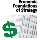 Ebook 978-1412905428 Economic Foundations of Strategy (Foundations for Organizational Science)