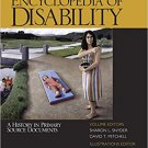 Ebook 978-0761925651 Encyclopedia of Disability: 5