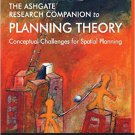 Ebook 978-0754672548 The Ashgate Research Companion to Planning Theory: Conceptual Challenges for