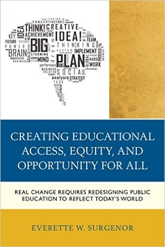 Ebook 978-1475806977 Creating Educational Access, Equity, and Opportunity for All: Real Change Re