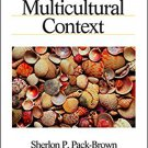 Ebook 978-0761924265 Ethics in a Multicultural Context (Multicultural Aspects of Counseling And P