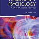 Ebook 978-1483385259 Personality Psychology: A Student-Centered Approach