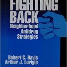 Ebook 978-0803971134 Fighting Back: Neighborhood Antidrug Strategies