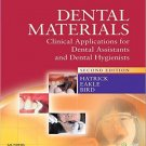 Ebook 978-1437708554 Dental Materials: Clinical Applications for Dental Assistants and Dental Hyg