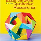 Ebook 978-1452216867 30 Essential Skills for the Qualitative Researcher