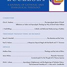 Ebook Pro Ecclesia Vol 23-N2: A Journal of Catholic and Evangelical Theology