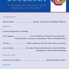 Ebook Pro Ecclesia Vol 19-N1: A Journal of Catholic and Evangelical Theology