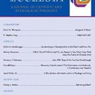 Ebook Pro Ecclesia Vol 22-N3: A Journal of Catholic and Evangelical Theology