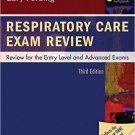 Ebook 978-1437706741 Respiratory Care Exam Review: Review for the Entry Level and Advanced Exams
