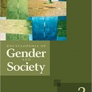 Ebook 978-1412909167 Encyclopedia of Gender and Society