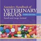 Ebook 978-1437701524 Saunders Handbook of Veterinary Drugs: Small and Large Animal (Handbook of V