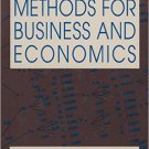 Ebook 978-0765604583 Quantitative Methods for Business and Economics