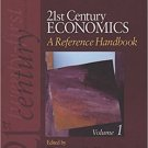 Ebook 978-1412961424 21st Century Economics: A Reference Handbook (21st Century Reference)