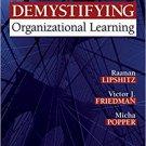 Ebook 978-1412913782 Demystifying Organizational Learning