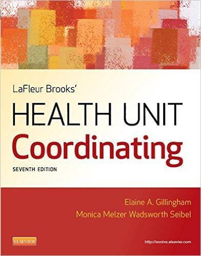 Ebook 978-1455707201 LaFleur Brooks' Health Unit Coordinating
