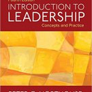 Ebook 978-1506330082 Introduction to Leadership: Concepts and Practice