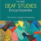 Ebook 978-1452259567 The SAGE Deaf Studies Encyclopedia