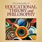 Ebook 978-1452230894 Encyclopedia of Educational Theory and Philosophy