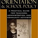 Ebook 978-0742525085 Sexual Orientation and School Policy: A Practical Guide for Teachers, Admini