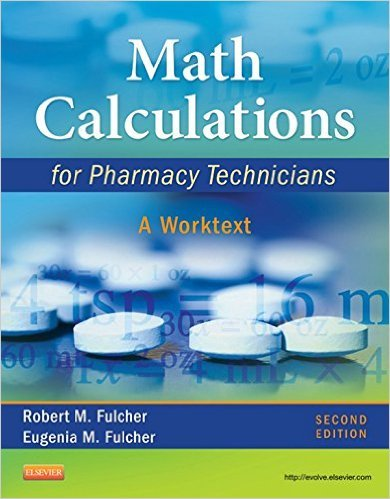 Ebook 978-1437723663 Math Calculations for Pharmacy Technicians: A Worktext