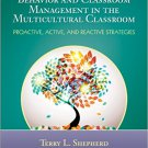 Ebook 978-1452226262 Behavior and Classroom Management in the Multicultural Classroom: Proactive,
