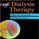 Ebook 978-1416041979 Handbook of Dialysis Therapy