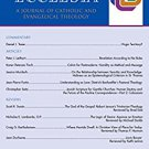 Ebook Pro Ecclesia Vol 23-N4: A Journal of Catholic and Evangelical Theology