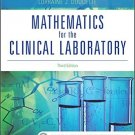 Ebook 978-0323339964 Mathematics for the Clinical Laboratory