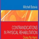 Ebook 978-1416033646 Contraindications in Physical Rehabilitation: Doing No Harm