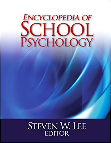 Ebook 978-0761930808 Encyclopedia of School Psychology