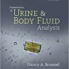 Ebook 978-1437709896 Fundamentals of Urine and Body Fluid Analysis