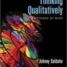 Ebook 978-1483349831 Thinking Qualitatively: Methods of Mind