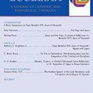 Ebook Pro Ecclesia Vol 17-N2: A Journal of Catholic and Evangelical Theology