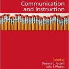 Ebook 978-1412970877 The SAGE Handbook of Communication and Instruction (Sage Handbooks)