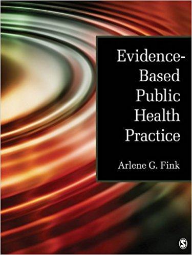Ebook 978-1412997447 Evidence-Based Public Health Practice