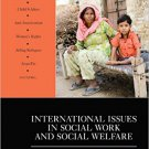 Ebook 978-1412979405 International Issues in Social Work and Social Welfare: Selections From CQ R