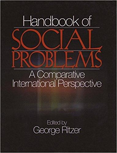 Ebook 978-0761926108 Handbook of Social Problems: A Comparative International Perspective