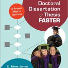 Ebook 978-1452274157 Writing Your Doctoral Dissertation or Thesis Faster: A Proven Map to Success