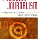 Ebook 978-0742510876 Precision Journalism: A Reporter's Introduction to Social Science Methods