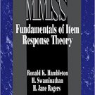 Ebook 978-0803936478 Fundamentals of Item Response Theory (Measurement Methods for the Social Sci