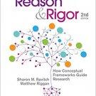 Ebook 978-1483340401 Reason & Rigor: How Conceptual Frameworks Guide Research