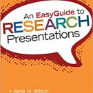 Ebook 978-1452292670 An EasyGuide to Research Presentations (EasyGuide Series)